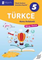 Bilgiyolu - 5.Sınıf - Türkçe - Konu Anlatımlı