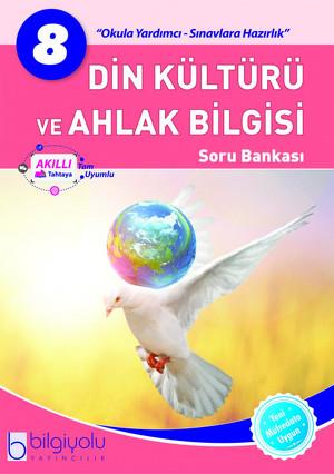 Bilgiyolu - 8.Sınıf - Din Kültürü ve Ahlak Bilgisi - Soru Bankası