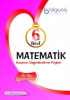 6. SINIF MATEMATİK KAZANIM D. FÖYÜ