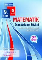 BİLGİYOLU 9.SINIF MATEMATİK A I ve II. DÖNEM - 1.SERİ