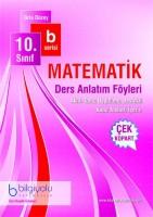 BİLGİYOLU 10.SINIF MATEMATİK B (2015) - 1.SERİ