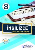BİLGİYOLU 8. SINIF İNGİLİZCE II. SERİ