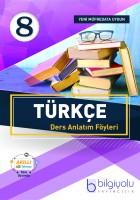 BİLGİYOLU 8. SINIF TÜRKÇE II. SERİ