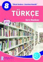 Bilgiyolu - 8.Sınıf - Türkçe - Soru Bankası-(2018-2019)