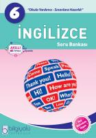 Bilgiyolu - 6.Sınıf - İngilizce - Soru Bankası