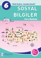 Bilgiyolu - 6.Sınıf - Sosyal Bilgiler - Soru Bankası-(2018-2019)