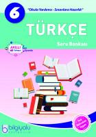 Bilgiyolu - 6.Sınıf - Türkçe - Soru Bankası-(2018-2019)