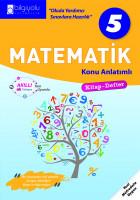 Bilgiyolu - 5.Sınıf - Matematik- Konu Anlatımlı-YENİ