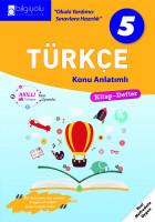 Bilgiyolu - 5.Sınıf - Türkçe - Konu Anlatımlı-(2018-2019)